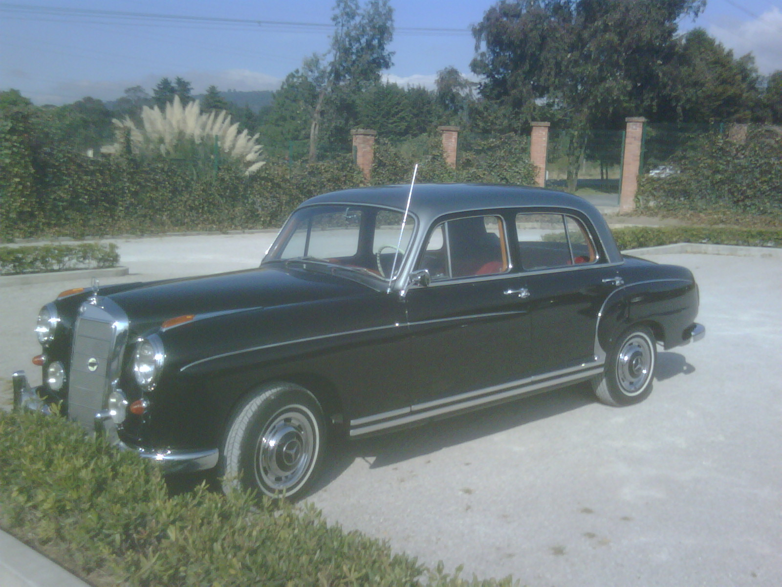 MB 220S 1957