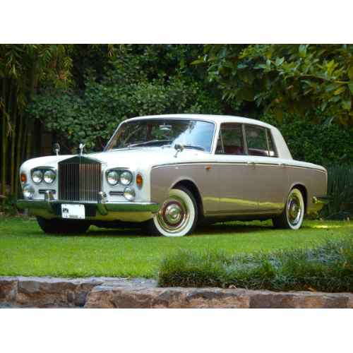 Rolls Royce Silver Shadow 1967